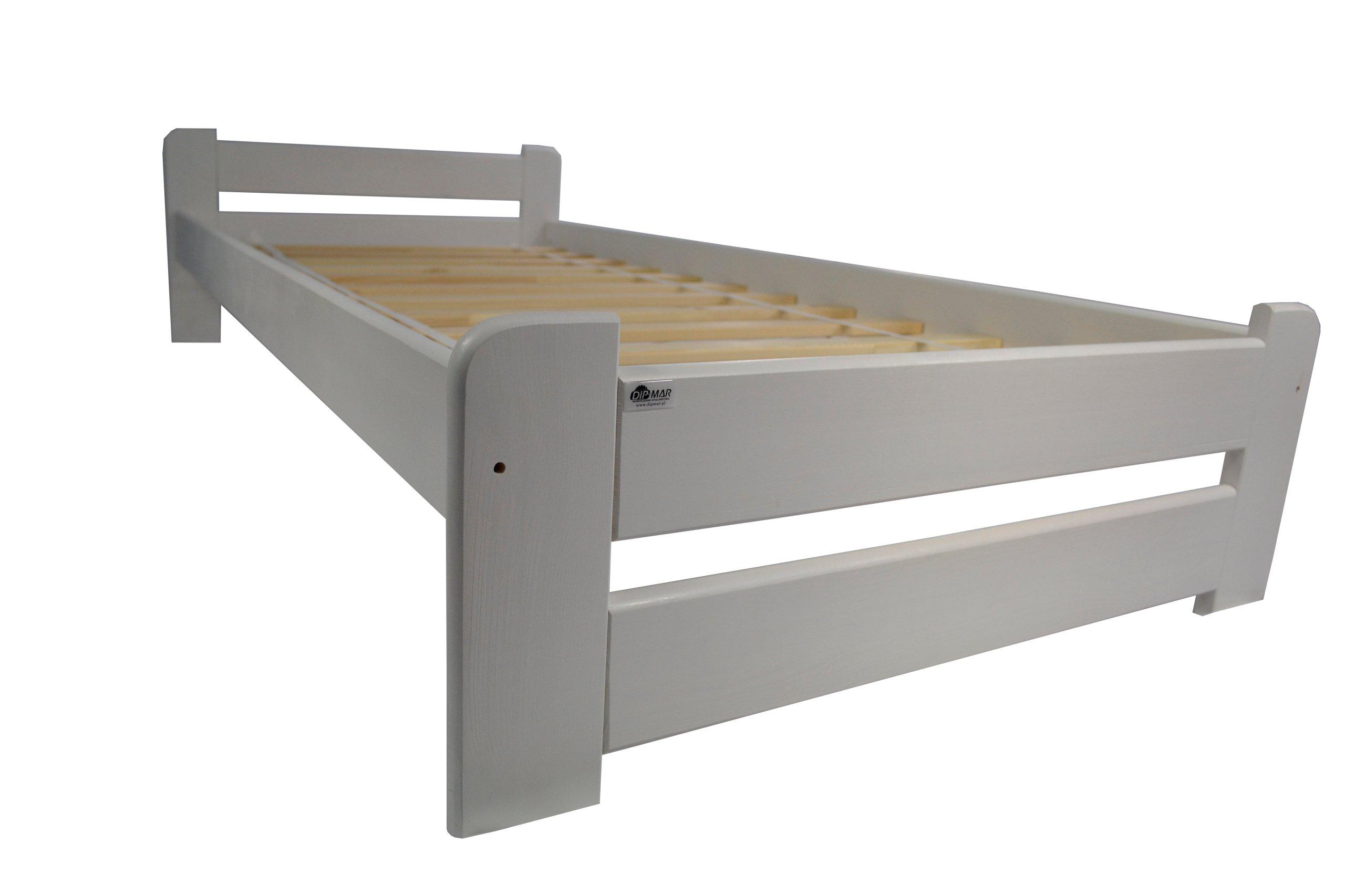 Łóżko sosnowe Diana